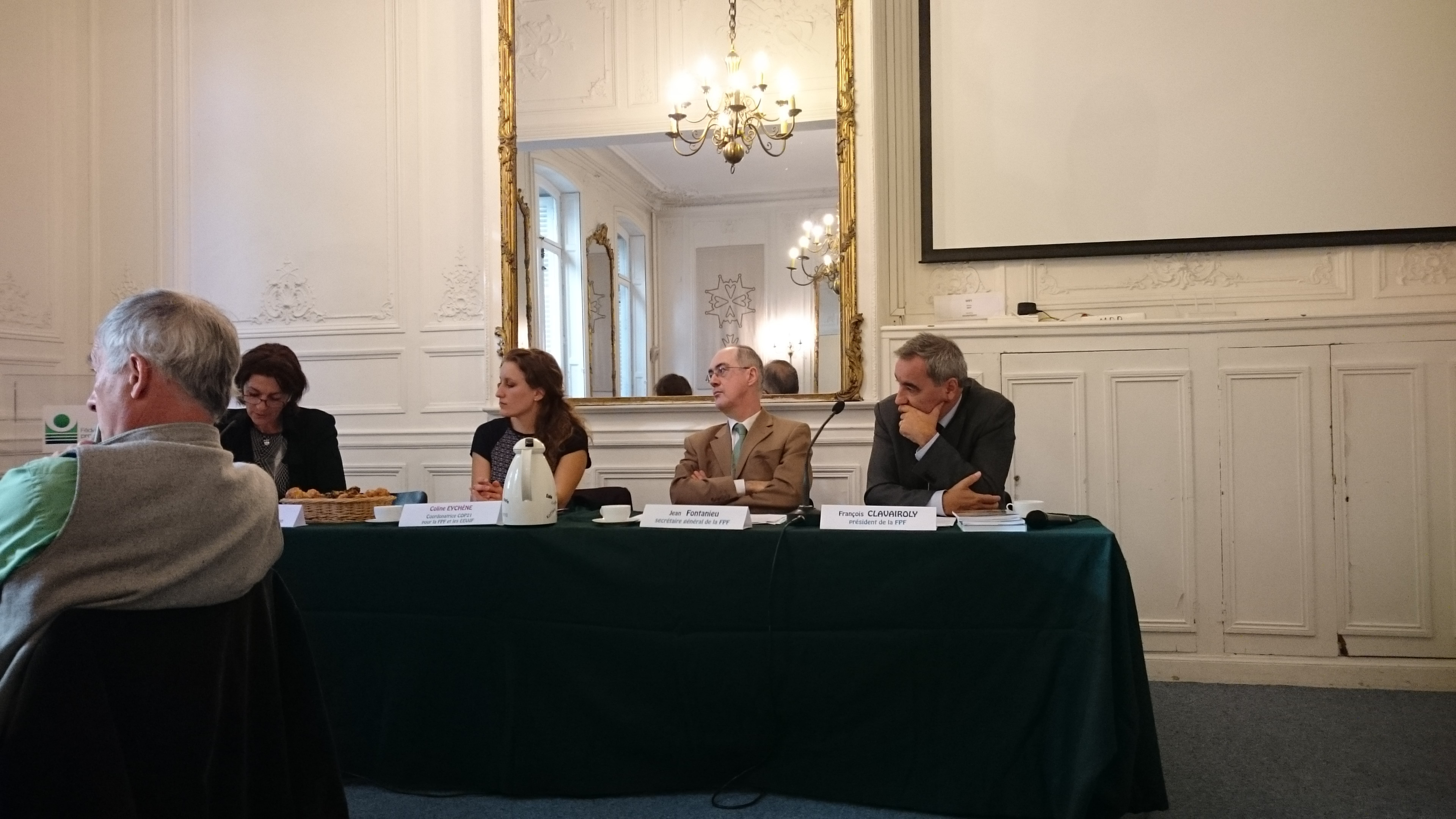 conference de presse fpf