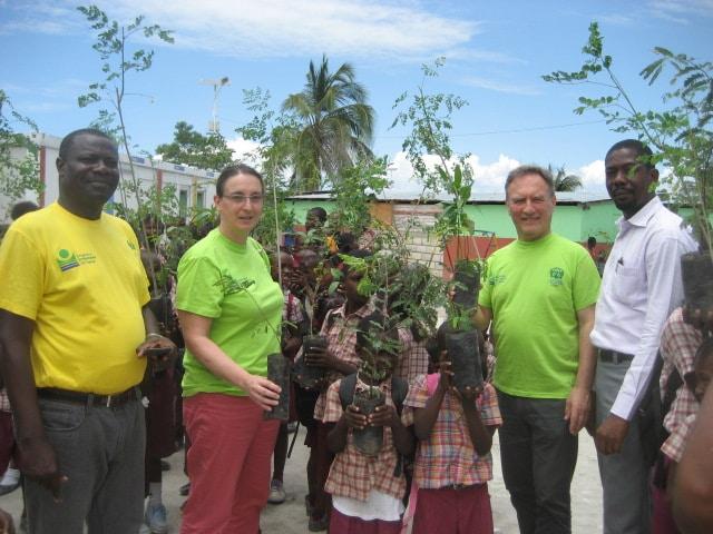 délégation défap Haïti
