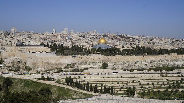 Ville de Jérusalem (Source : Pixabay)