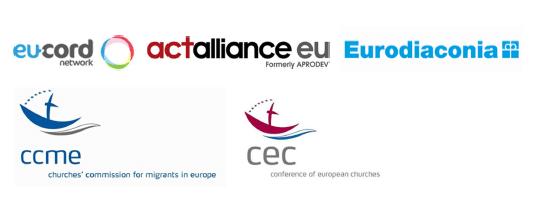 Logos des associations à l'origine de la lettre