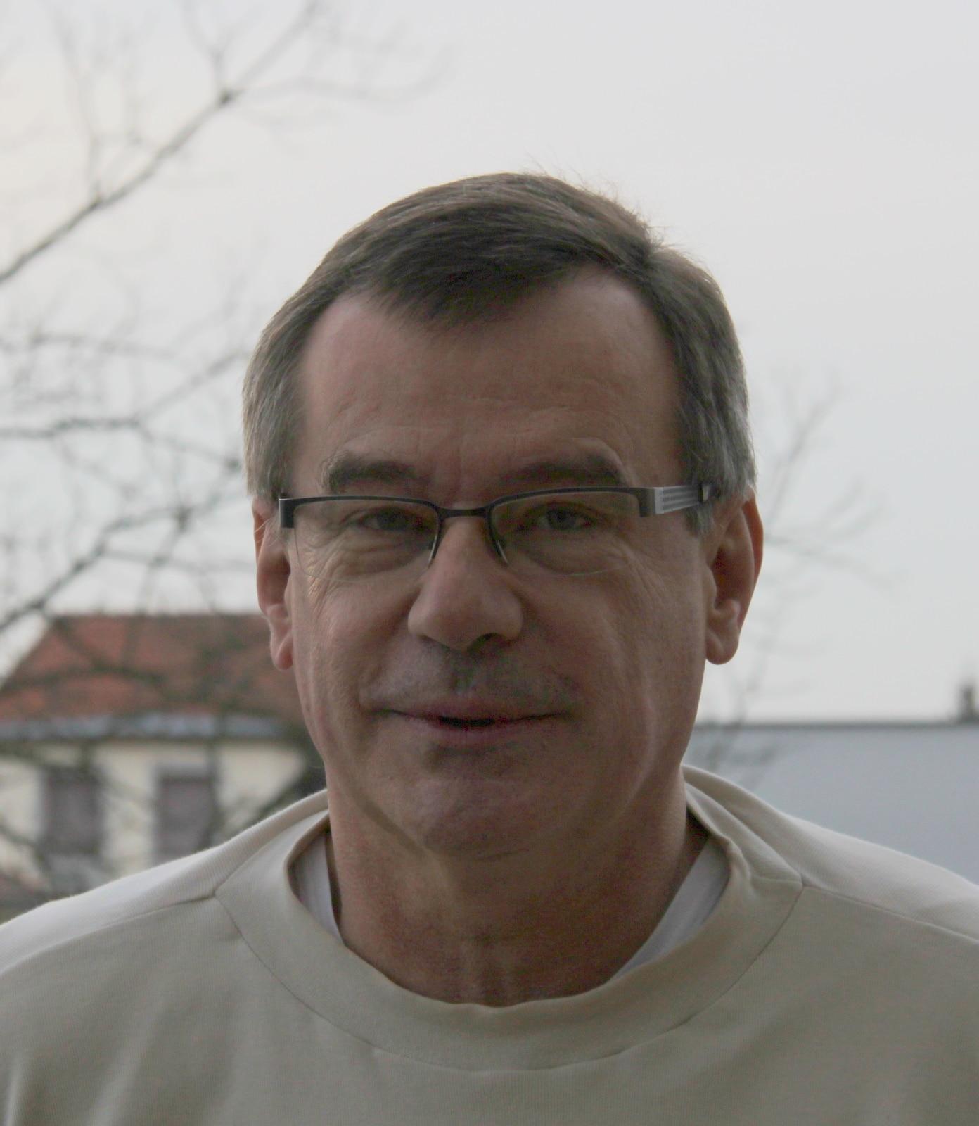 Pasteur Thomas Wild