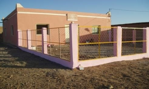 Exemple de réalisation d'un foyer pour les femmes rurales, DR
